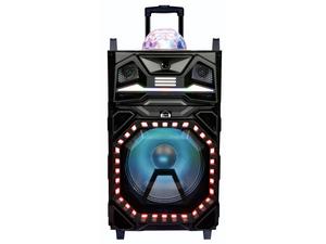 Speaker Bazooka Single 12 inch trolley