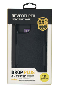 IPhone 11 Pro Max Adventure Case W/ Holster Black
