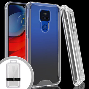 Moto G Play 2021 MM Prozkin Case Clear
