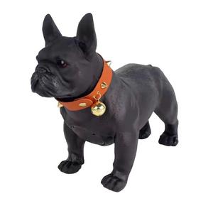 M209 Large Bull Dog Bluetooth Speaker Black
