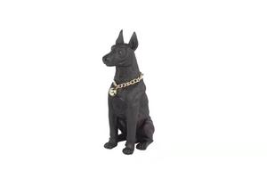 M216 Labrador Dog Bluetooth Speaker Black