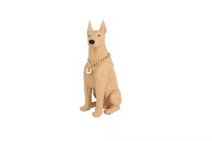 M216 Labrador Dog Bluetooth Speaker Brown