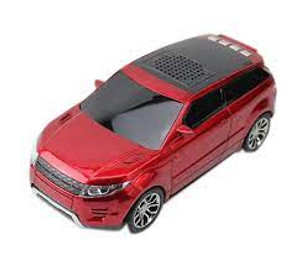 Blutetooth SUV Speaker Red