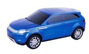 Blutetooth SUV Speaker Blue