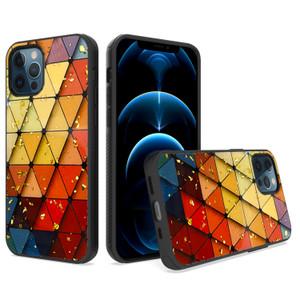 iPhone 11 MM Epoxy Glitter Design Triangle Squad