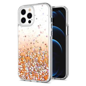 iPhone 11 MM Epoxy Glitter Case Gold