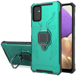 Samsung A32 5G MM Transformer Ring Stand Case Teal