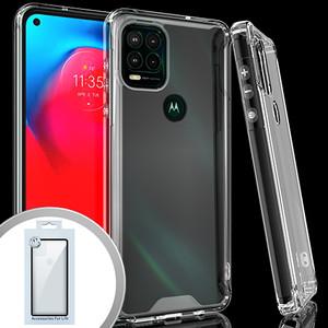 Moto G Stylus 5G MM Prozkin Case Clear