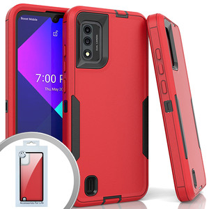 Wiko Ride 3 MM Commander Case Red