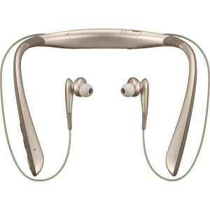 Bluetooth Flexible Joint Neckbend Gold