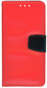 SAMSUNG NOTE 5 MM Executive Wallet Red