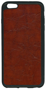 Iphone 6/6S PLUS Leather TPU Brown