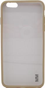Iphone 6/6S PLUS Clear Bumper Gold