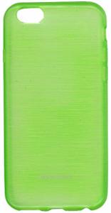 Iphone 6/6S Silk TPU Green