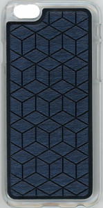 Iphone 6/6S Argyle Bumper Navy