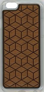 Iphone 6/6S Argyle Bumper Brown