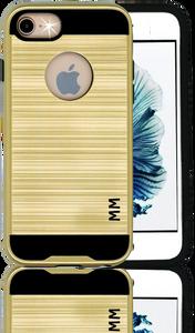 Iphone 6/6S Slim Dura Metal Finish Gold