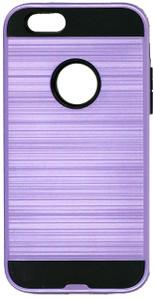 Iphone 6/6S Slim Dura Metal Finish Purple