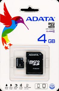 4 GB Memory Card
