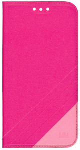 Samsung Galaxy S7 PLUS MM Magnet Wallet Pink