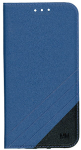 Samsung Galaxy S7 PLUS MM Magnet Wallet Blue