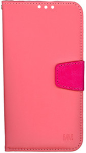 Samsung Galaxy S7 PLUS MM Executive Wallet Pink