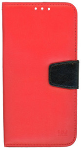 Samsung Galaxy S7 PLUS MM Executive Wallet Red