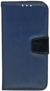 Samsung Galaxy S7 PLUS MM Executive Wallet Navy