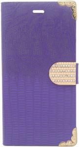 iphone 6 Plus/6S PLUS Deluxe Wallet Purple