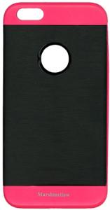 Iphone 6 Plus/6S PLUS MM Slim Duo Case Black & Dark Pink