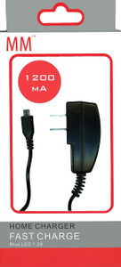 MM Home Charger  1.2 AMP Red (Retail Package)