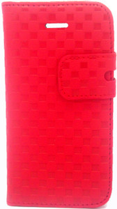 Iphone 5/5S/SE Weave Case Red