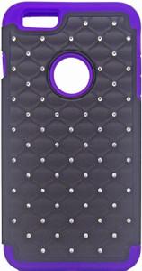 iphone 6 Plus/6S PLUS Dual Bling Case Purple