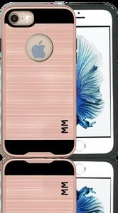 Iphone 6/6S Slim Dura Metal Finish Rose Gold