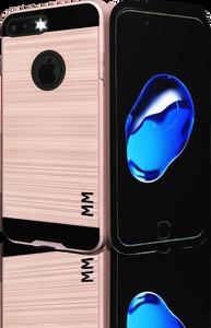 iphone 7 PLUS/8 PLUS MM Slim Dura Metal Finish Rose Gold