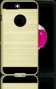 iphone 7 PLUS/8 PLUS MM Slim Dura Metal Finish Gold