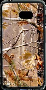 Samsung Galaxy Note 5  MM Slim Dura Metal Finish Brown Camo & Black