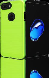 Iphone 7 PLUS/8 PLUS MM Metal Carbon Fiber Green