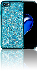 Iphone 8/7 MM Tpu Bling Teal