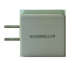 MM Travel DUAL Charger Adapter 2.1/1.5 AMP Grey