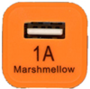 MM Travel Charger Adapter 1A Orange
