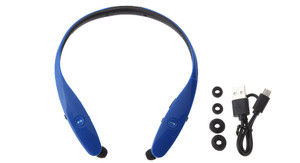 Around the Neck 9000 Wireless Headset Blue
