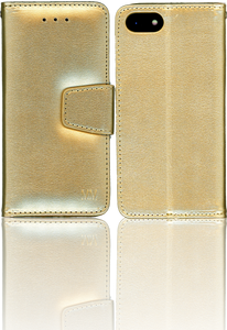Iphone 8/7   MM Executive Wallet Gold