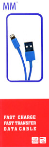 Lightning USB Cable Blue(Retail Packaged)