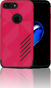 iphone 7 PLUS/8 PLUS MM Digital Pattern Hot Pink
