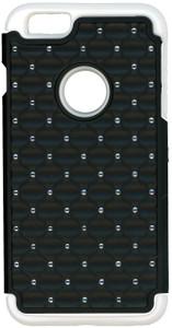 iphone 6 Plus/6S PLUS Dual Bling Case White