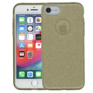 Iphone 8/7  MM Glitter Hybrid Gold