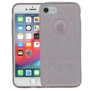 Iphone 8/7  MM Glitter Hybrid Rose Gold