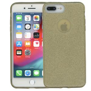 Iphone 7 PLUS/8 PLUS  MM Glitter Hybrid Gold