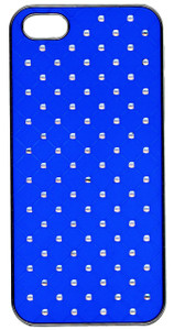 iphon 5/5s Diamond Studded Case Blue